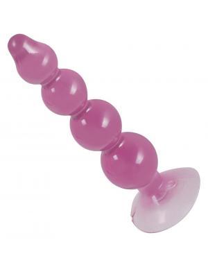 Trojité venušiny kuličky Velvet Balls purple