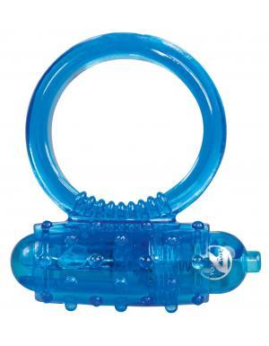 Vodotěsný vibrační průhledný anální kolík